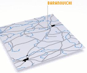 Baranovichi Belarus map nonanet