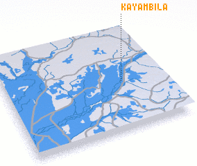 3d view of Kayambila