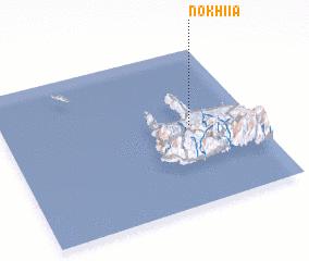3d view of Nokhiía