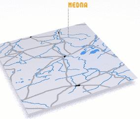 3d view of Medna