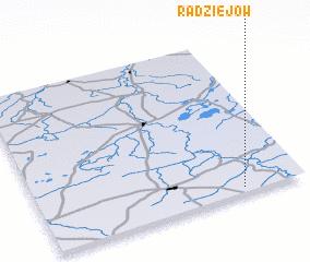 3d view of Radziejów