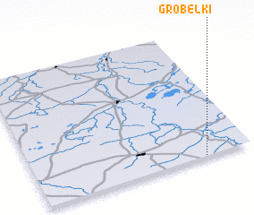 3d view of Grobelki