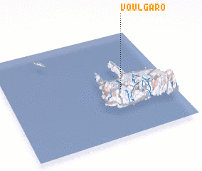 3d view of Voulgáro
