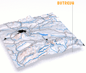3d view of Butreva