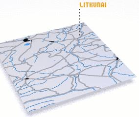 3d view of Litkūnai