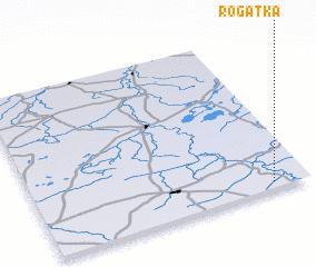 3d view of Rogatka