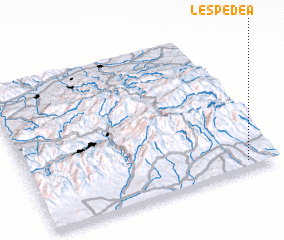 3d view of Lespedea