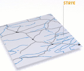 3d view of Staye