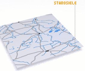 3d view of Starosiele