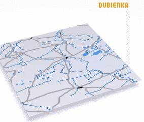 3d view of Dubienka