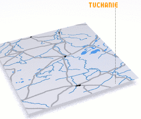 3d view of Tuchanie