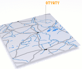 3d view of Otyaty