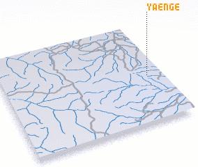 3d view of Yaenge