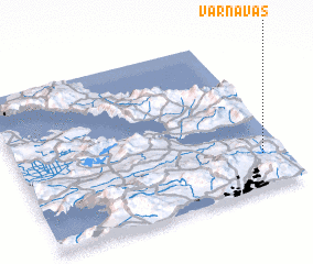 3d view of Varnávas