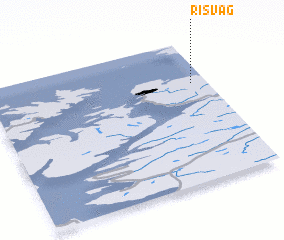 3d view of Risvåg