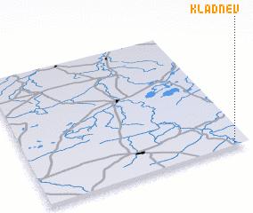 3d view of Kladnëv