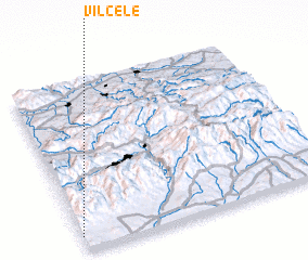 3d view of Vîlcele