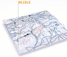 3d view of Vîlcele