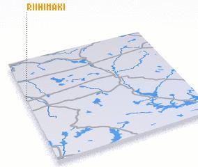 Riihimki Finland map nonanet