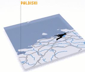 3d view of Paldiski