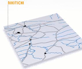 3d view of Nikitichi
