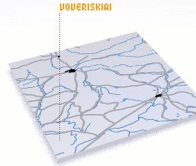 3d view of Voveriškiai