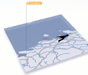 3d view of Jännima