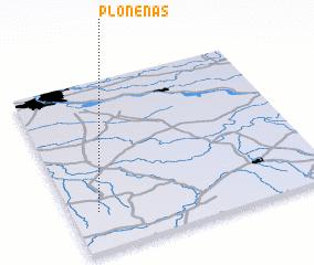 3d view of Plonėnas