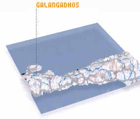 3d view of Galangádhos