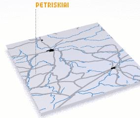 3d view of Petriškiai