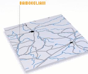 3d view of Baibokėliai II