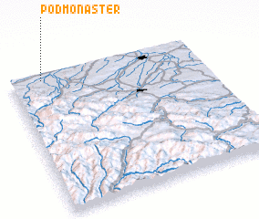 3d view of Podmonaster
