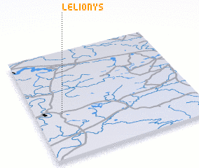 3d view of Lelionys