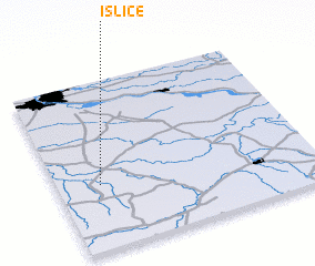 3d view of Īslīce