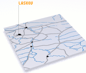 3d view of Laskov