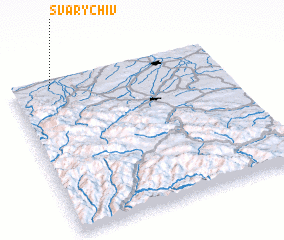 3d view of Svarychiv