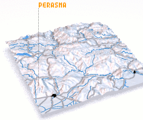 3d view of Pérasma