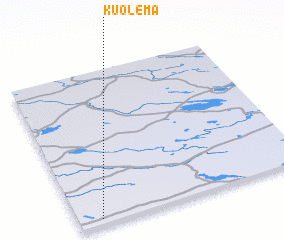 3d view of Kuolema