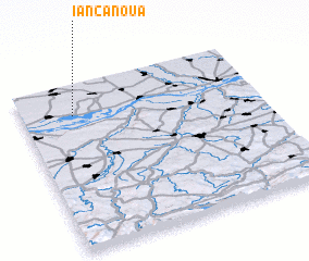 3d view of Ianca Nouă