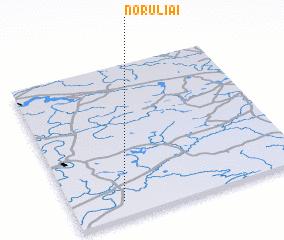 3d view of Noruliai