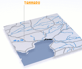 3d view of Tammaru