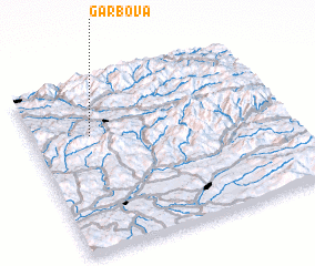 3d view of Garbova