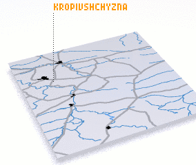 3d view of Kropivshchyzna