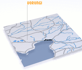 3d view of Võrungi