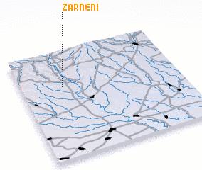 3d view of Zărneni