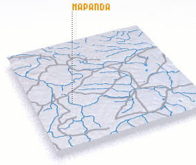 3d view of Mapanda