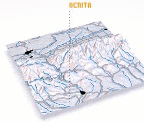 3d view of Ocniţa