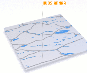 3d view of Huosianmaa