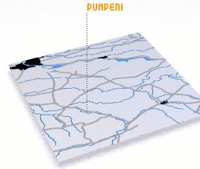 3d view of Pumpēni