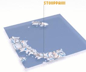 3d view of Stouppaíoi